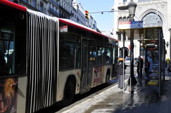 Un autobús de TMB / ACN