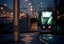 Tram Barcelona / Adriano Agulló
