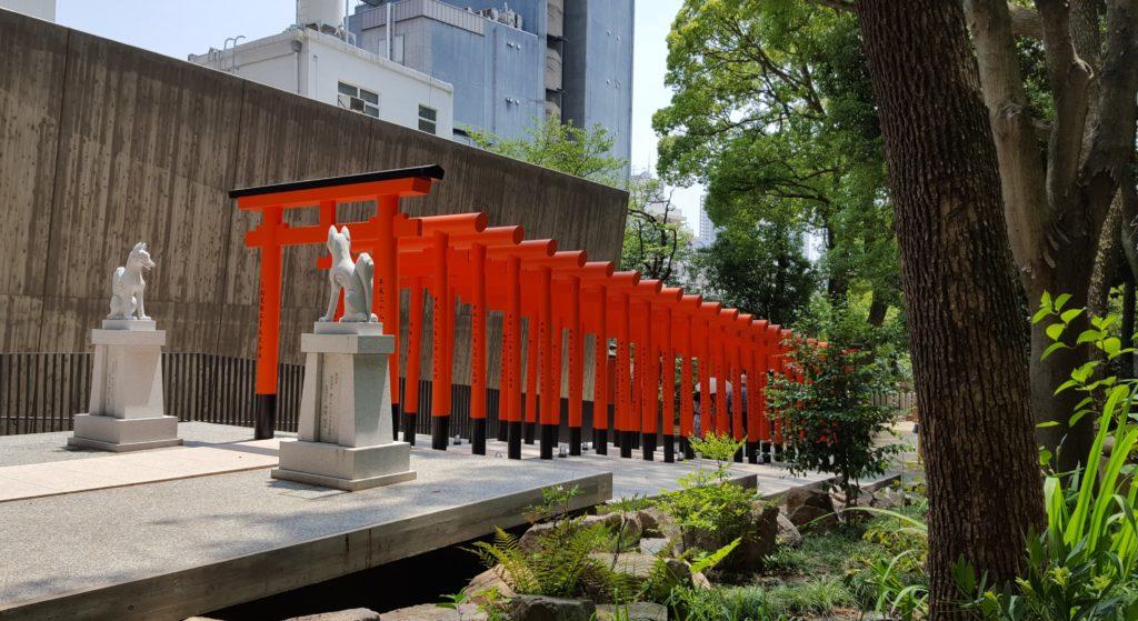 Camí de toriis