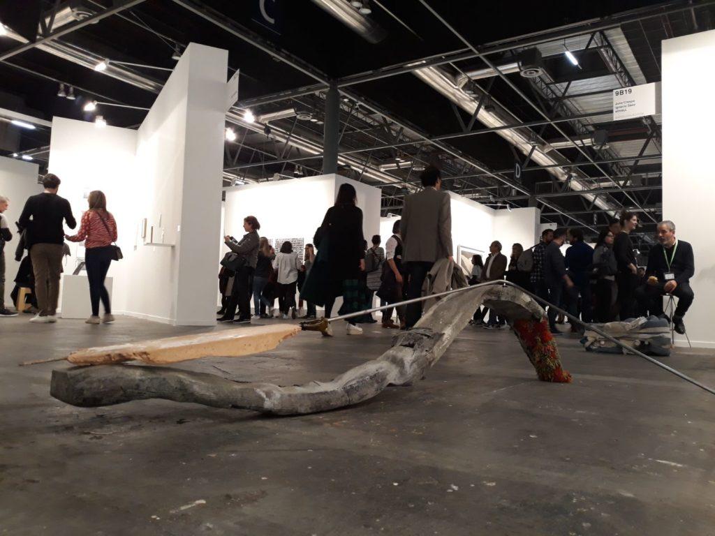 Vista de la Galeria Ethall. Fotografia d'Helena Basagañas