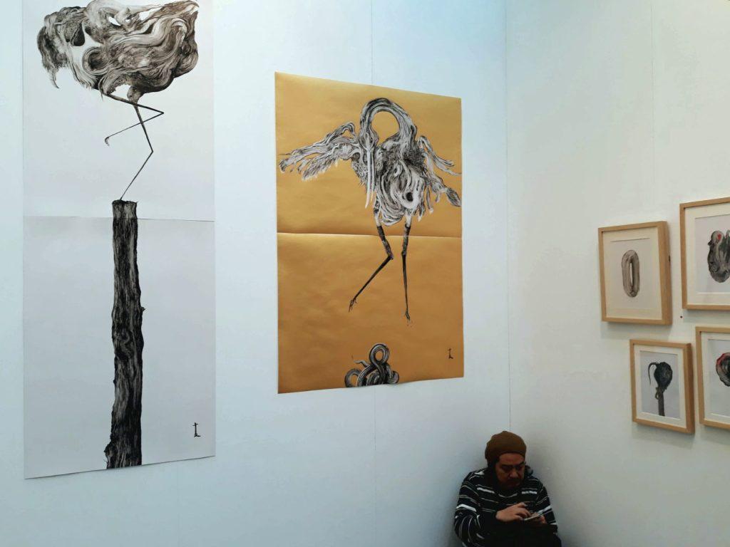 Pantocrator Gallery, amb Jugo Kurihara de Suzhou