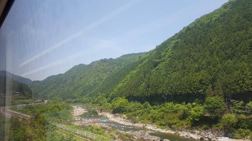 Muntanyes de la regió de Hida