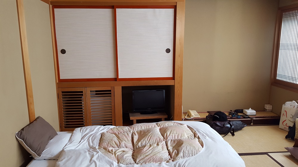 Habitació del ryokan