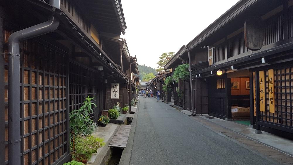 Cases de l'època Edo