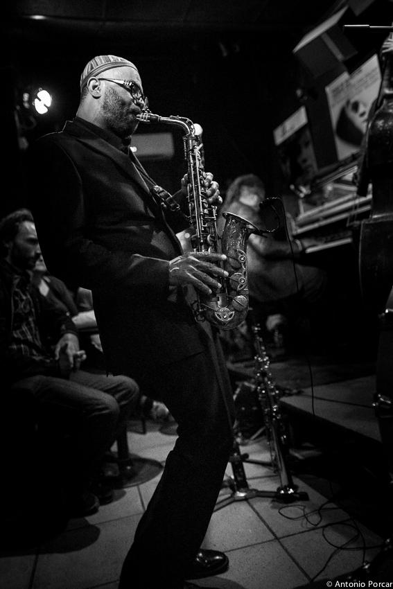 Kenny Garrett // Antonio Porcar Cano