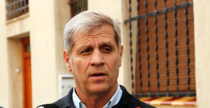 Perfil del líder del PPC a l'ajuntament de Barcelona, Alberto Fernández Díaz / ACN