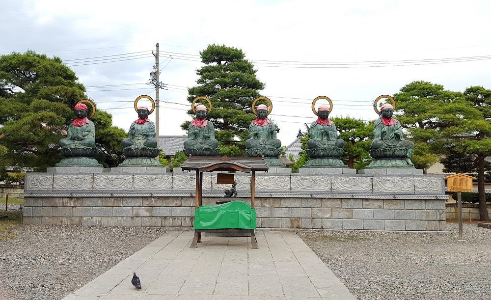 Estàtues de Jizo