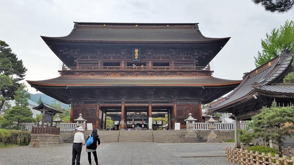 Porta Sanmon