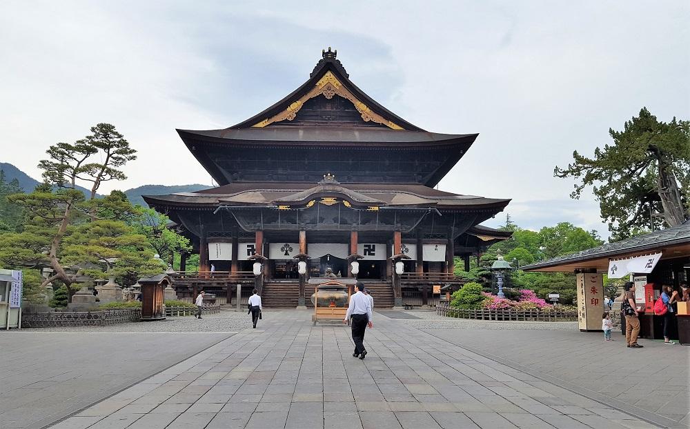 Temple Zenkoji
