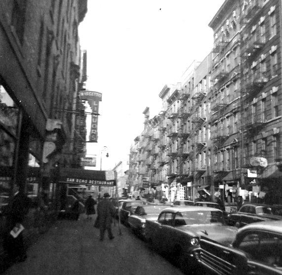 Greenwich Village als anys seixanta. Robert Huffstutter