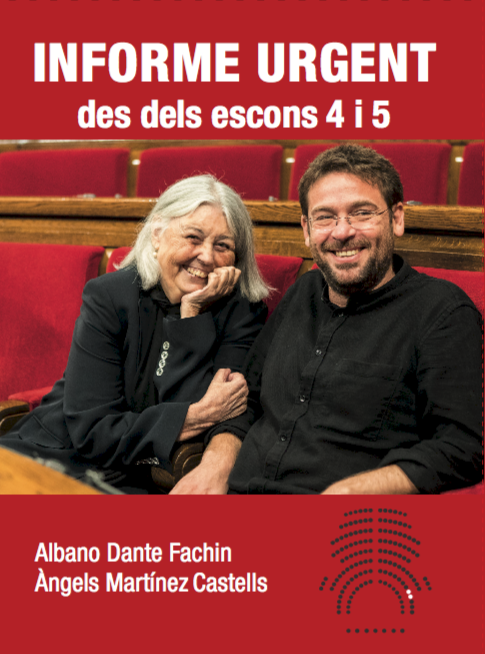 """Llibre """"Informe urgent des dels escons 4 i 5"""" / Crític"""