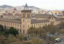 Edifici Històric de la Universitat de Barcelona / Flickr Universitat de Barcelona