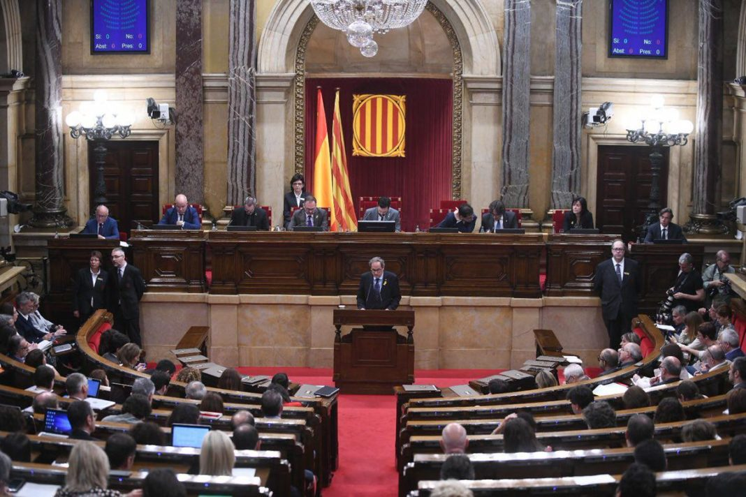 Parlament de Catalunya / @JuntsXcat