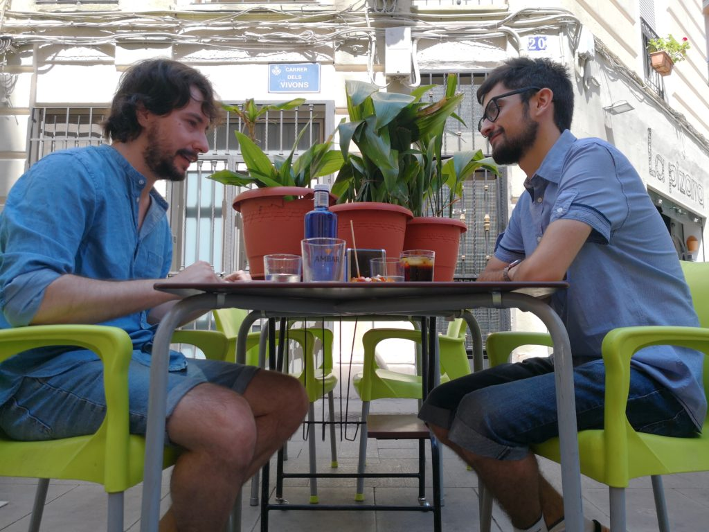 Entrevista a Jaime Paulino//Jordi Sarrión i Carbonell