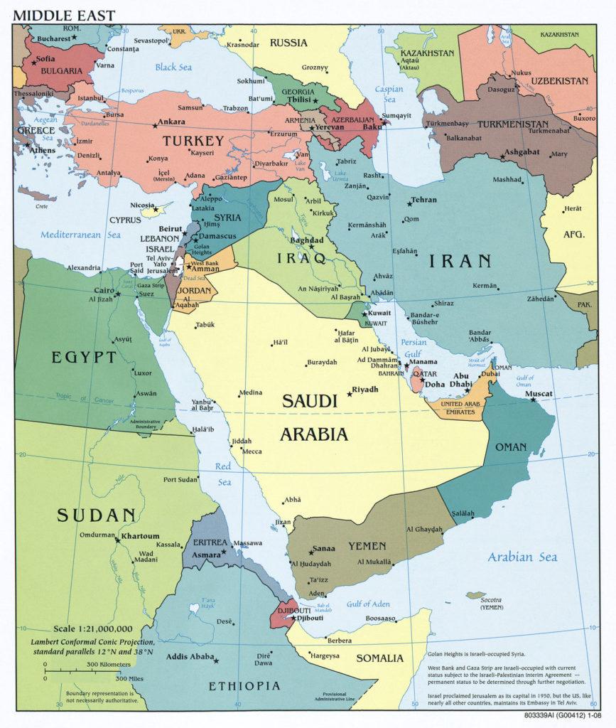 Mapa-Poltico-del-Oriente-Medio-2008