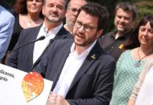 L'adjunt a la presidència d'ERC, Pere Aragonès / Bernat Vilaró