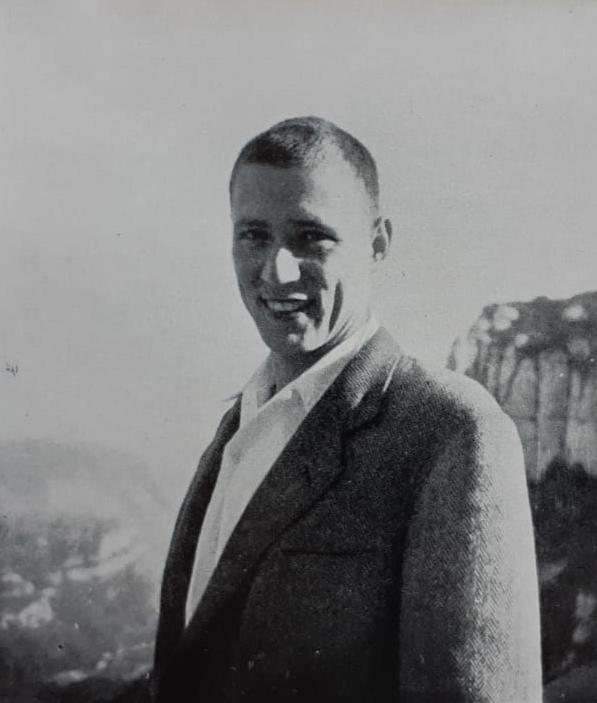 Fotografia extreta del llibre: André Ryckmans, una vida de servei. Jean Restergat