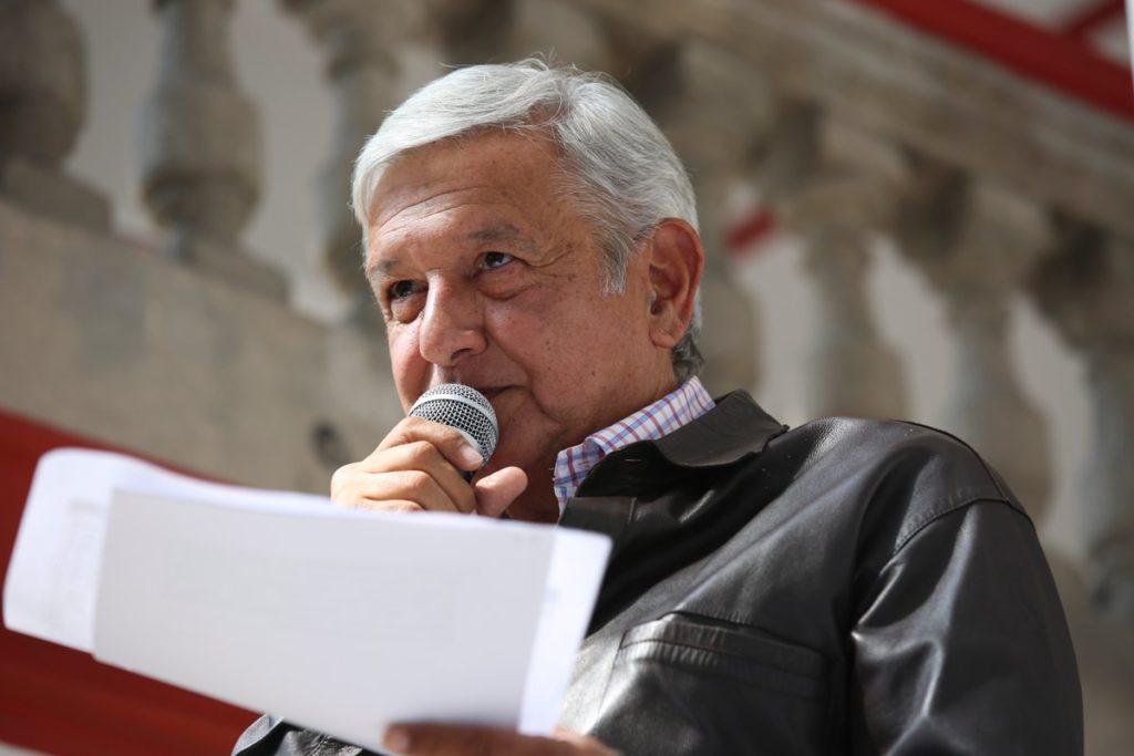 Andrés Manuel López Obrador / @Lopezobrador_