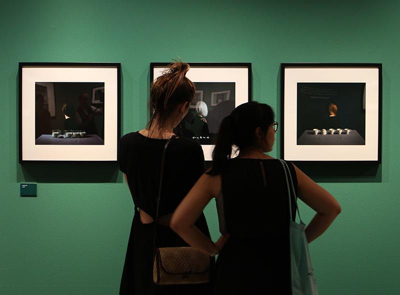 Inauguració al Museu de Montserrat