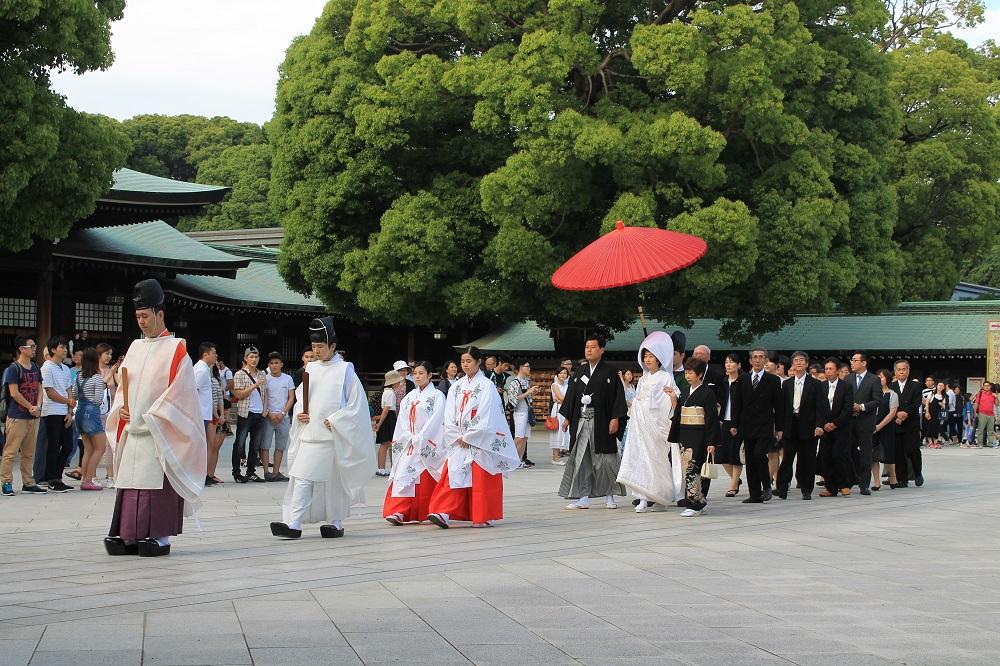 Casament tradicional japonès
