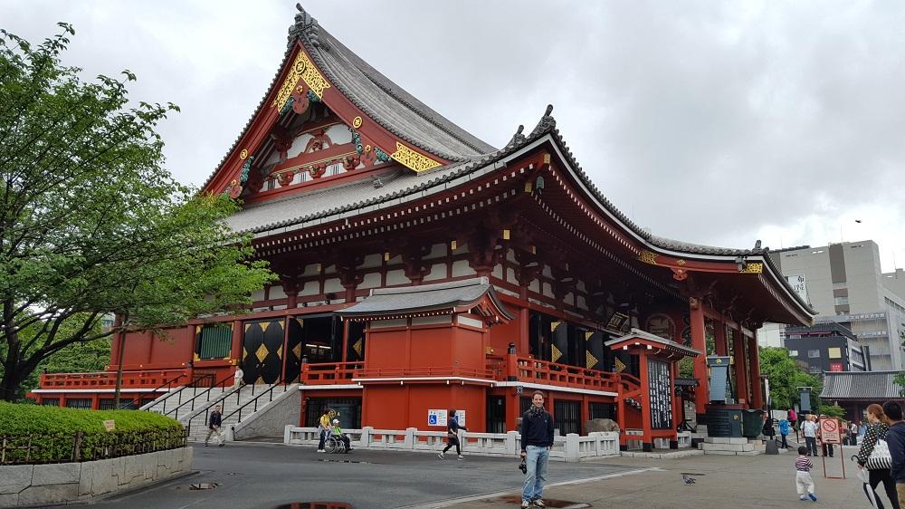 Edifici principal del Senso-ji