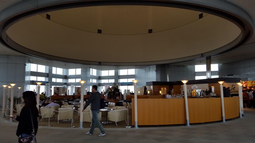 Cafeteria dels miradors