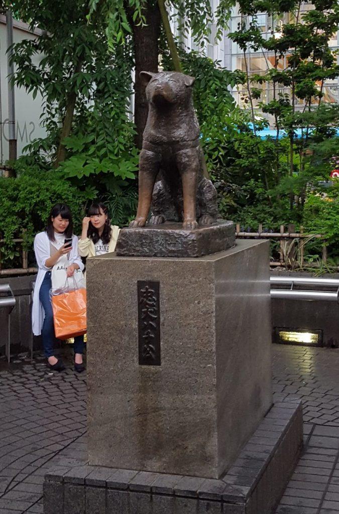 Estàtua de Hachiko