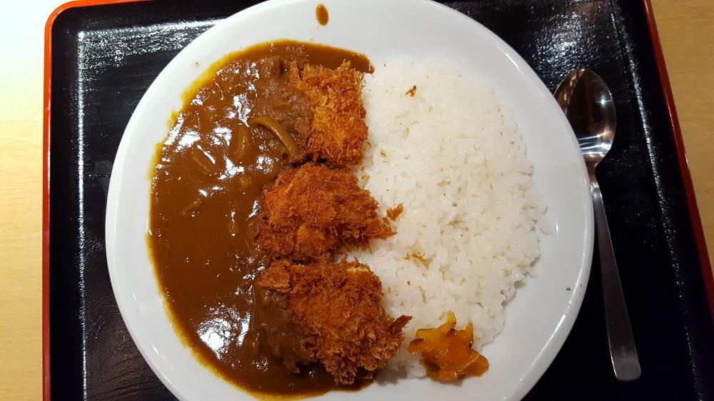 Curry japonès amb tonkatsu arrebossat