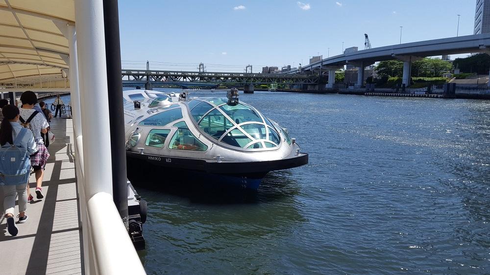 Mini port d'Asakusa