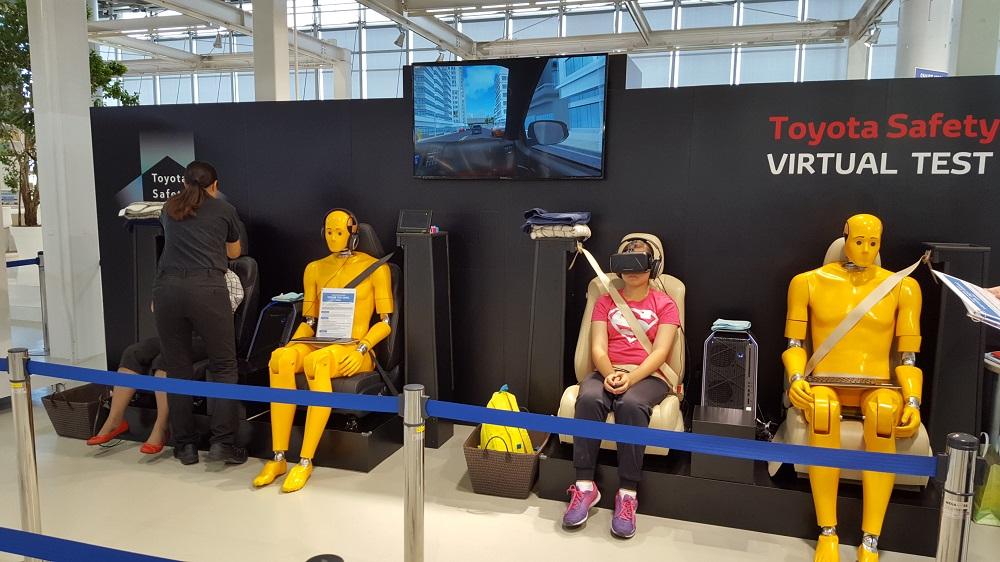 Simulacions de realitat virtual
