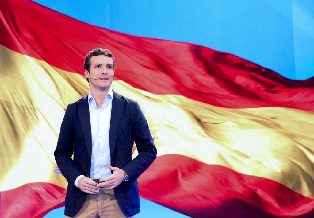 Pablo Casado, líder del Partit Popular / PP