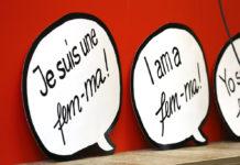 """""""Je suis une fem-ma"""" by rosalux-stiftung"""