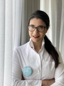 Doctora Miriam Al Adib. Font: Imatge cedida per Rosa García, responsable de comunicació de Womanizer.