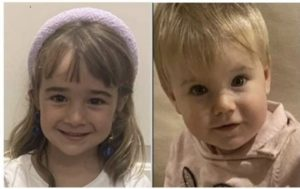 Anna i Olivia, les nenes desaparegudes amb el seu pare a Tenerife.