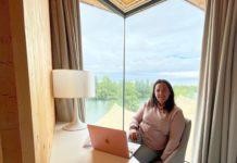 Clara Lapiedra, fundadora d'Aula Magna. Font: Imatge cedida per l'entrevistada.